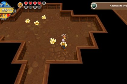 How to Get Adamantite Ore Harvest Moon One World