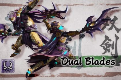 Dual Blades Weapon Guide