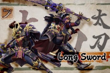 Long Sword Weapon Guide