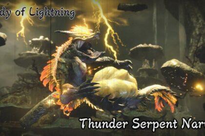 How to Beat Thunder Serpent Narwa
