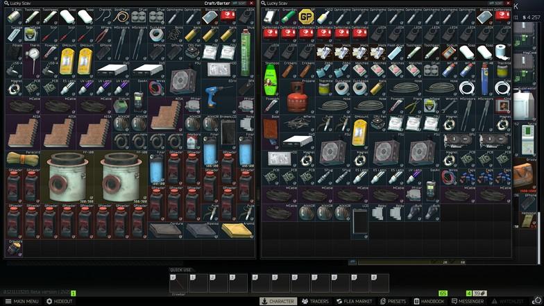 Barter Items