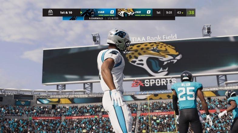 Franchise Mode Teams - Jacksonville Jaguars