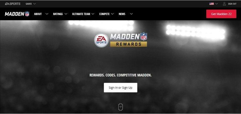 Madden Rewards MUT