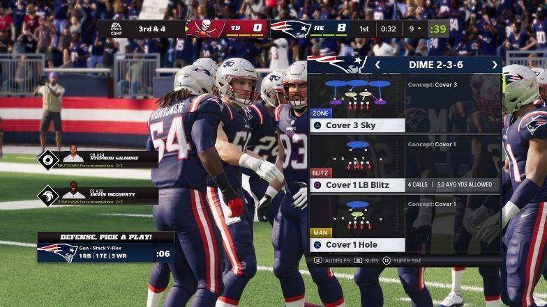 New England Patriots defensive playbook