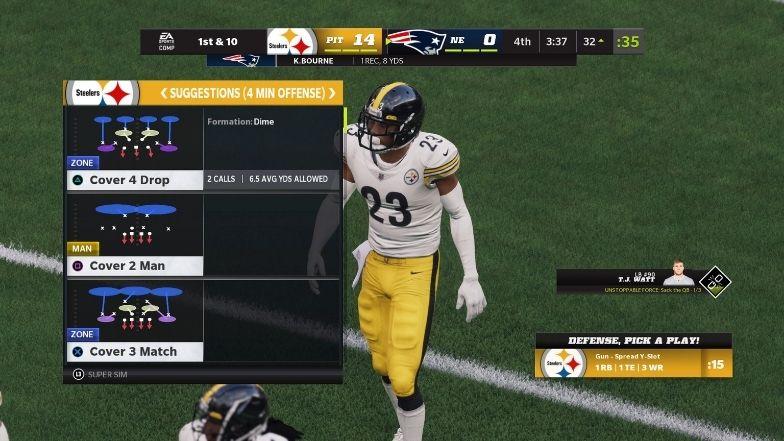 Pittsburgh Steelers defensive playbook