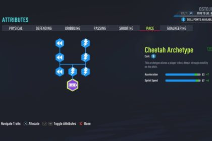 Career Mode player growth tips