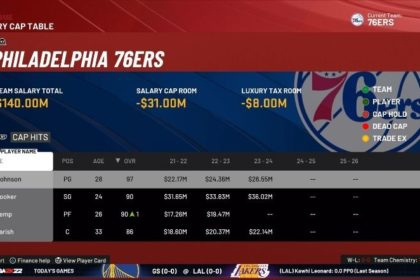 NBA 2K22 Fantasy Draft
