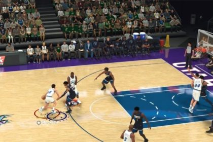 How to call for a screen in NBA 2K22
