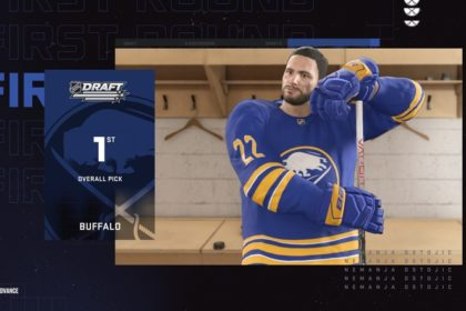 How to get drafted no. 1 in NHL 22