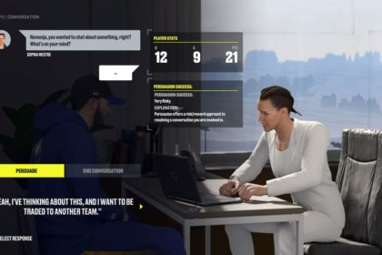 How to get traded in NHL 22